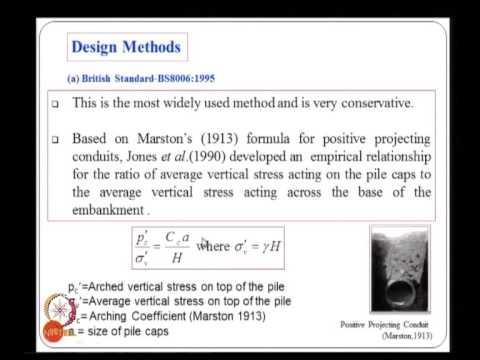 Geosyntetyki – Mod-01 Lec-26 Systemy zbrojenia geosyntetycznego dla wysokich nasypów