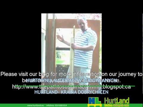 Geowłókniny Uwarunkowania instalacji okien