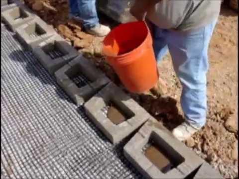 Praktyka budowlana – Instalacja dodatniego połączenia ściany oporowej GeoSton