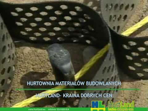 Technologie-Budowlane.com – GEOWEB® Geocell Channel & Slope Installation (Full)