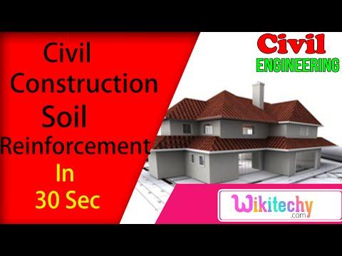 jakie jest znaczenie wzmocnienia gleby | Wywiad i odpowiedzi na pytania dotyczące budownictwa cywilnego