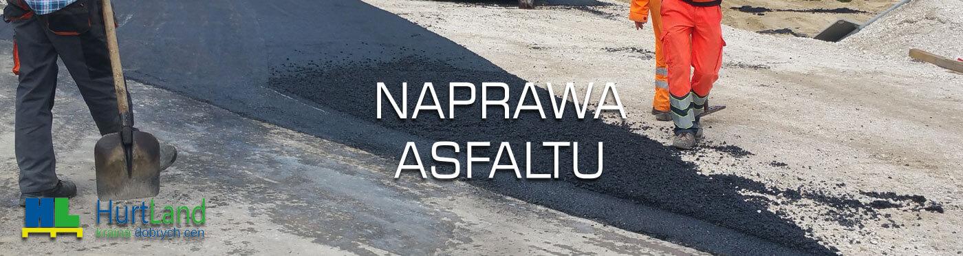 Naprawa asfaltu