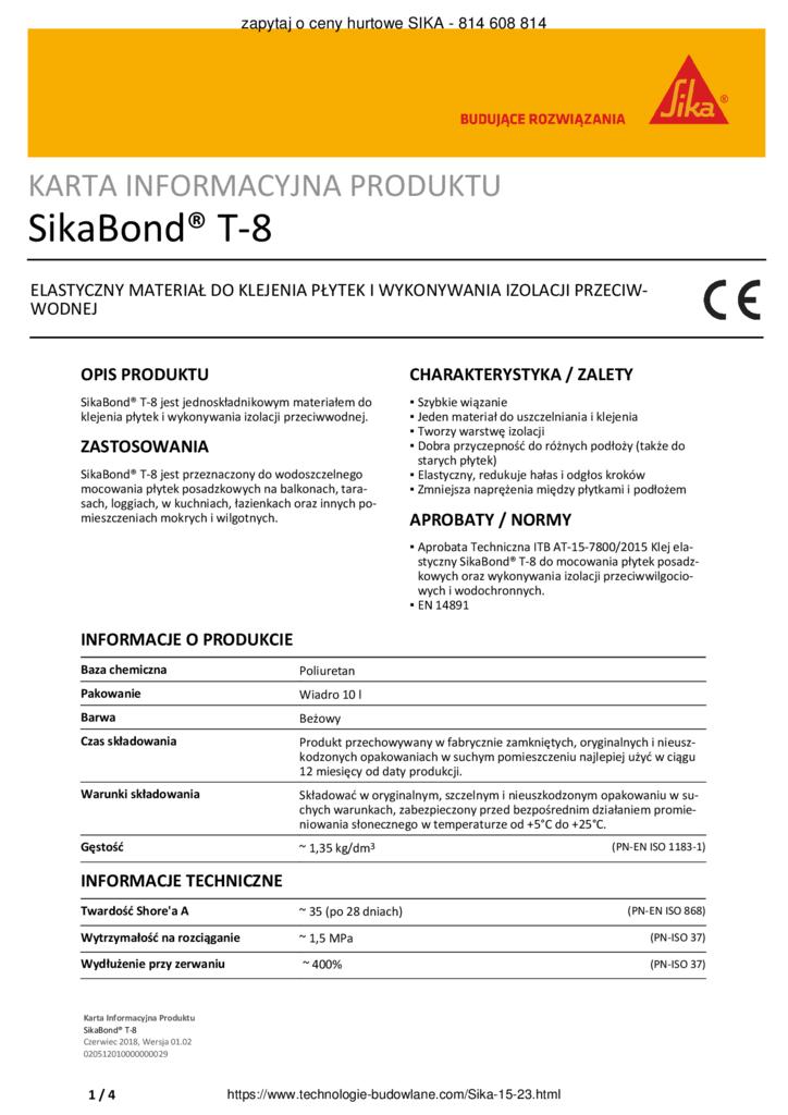 thumbnail of SIKA_SikaBond-T8_hurtownia-tb